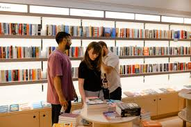 100 The Portabello Queues Outside Edinburgh Indie As Portobello Bookshop