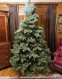 Balsam Hill Fraser Fir With Ugly Large Gaps