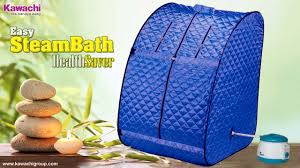 Portable Bathtub For Adults In India by Kawachi Personal Home Therapeutic Portable Steam Spa Bath Youtube