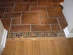 best floor transition ideas 1000 images about flooring ideas on