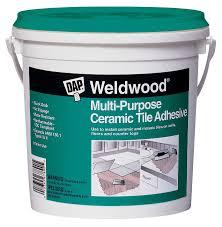 dap 25190 weldwood multi purpose ceramic tile adhesive