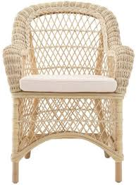 Casa Padrino Luxury Rattan Dining Chair With Armrests And Cushion Natural /  Cream 63 X 68 X H. 88 Cm - Dining Room Furniture 9363 China 2017 New Style Black Color Outdoor Rattan Ding Outdoor Ding Chair Wicked Hbsch Rattan Chair W Armrest Cushion With Cover For Bohobistro Ica White Huma Armchair Expormim White Open Weave Teak Suma With Arms Natural Hot Item Rio Modern Comfortable Patio Hand Woven Sidney Bistro Synthetic Fniture Set Of Eight Chairs By Brge Mogsen At 1stdibs Wicker Derektime Design Great Ideas Warm Rest Nature