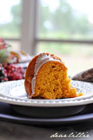 Pumpkin Cake Mix by Dear Lillie Pumpkin Spice Bundt Cake And The Winner Of The Give