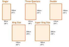 Bed Measurements