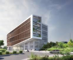 immeuble bureau d un immeuble de bureaux à fontenay sous bois