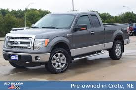 Pre-Owned 2013 Ford F-150 XLT Extended Cab In Crete #6C2078J | Sid ... Used Cars Trucks In Maumee Oh Toledo For Sale Full Review Of The 2013 Ford F150 King Ranch Ecoboost 4x4 Txgarage Xlt Nicholasville Ky Lexington Preowned 4d Supercrew Milwaukee Area Extended Cab Crete 6c2078j Sid Truck Wichita U569141 Overview Cargurus Xl Supercab Pickup Truck Item Db5150 Sold For Warner Robins Ga 4x2 65 Ft Box At Southern Trust Auto Standard Bed Janesville Bx4087a1 Crew Pickup Norman Dfb19897