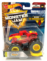2018 Monster Jam Series | Hot Wheels Wiki | FANDOM Powered By Wikia