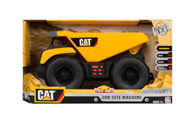 CAT Job Site Machines L&S Trucks Dump Truck - Walmart.com Cat Big Rev Up Machine Dump Truck Toy At Mighty Ape Nz Tough Tracks Cstruction Crew Sand Set Amazoncom State Caterpillar Takeapart Trucks Express Train With Machines Toys 36 Piece Kids Shaped Floor Puzzle Nr16n Reach Yellow Norscot 55242 125 Scale Luxurious Cat Cement For Sale 15 Remote Control Toystate Job Site By Revup Vintage Ls Buy Mini Cars Of