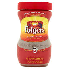 Folgers Classic Roast Ground Coffee 48 Ounce