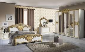 barock schlafzimmer weiß edeline mit kaufen auf ricardo
