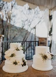 Rustic Winter Wedding In Oak Glen CA