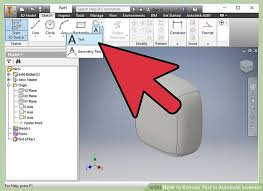 Autodesk Inventor For Mac by How To Extrude Text In Autodesk Inventor 14 Steps With Pictures