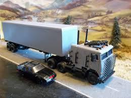 100 Knight Rider Truck Matchbox Goliath 164 Freightliner AWESOME EBay