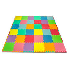 matney foam mat puzzle pc play mat set 36 tile pc and borders