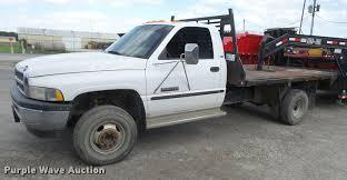 100 Dodge Dually Trucks For Sale 1999 Ram 3500 Flatbed Pickup Truck Item DA6336 67