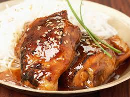 cuisiner des blancs de poulet blancs de poulet sauce miel et balsamique facile recette sur