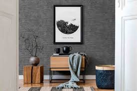 vliestapete steinwand grau 37747 6