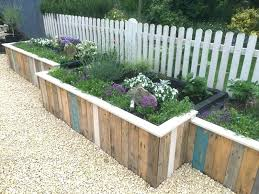 Wood Pallets Fence Made From Pallet Garden Wooden Ideas