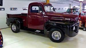 100 Ford F1 Truck 1950 For Sale 2208602 Hemmings Motor News