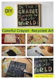 Recycled Arts And Crafts For Kids 51 Best Art Projects Images On Pinterest