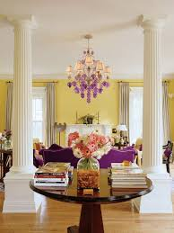 Yellow Living Room Color Schemes by 142 Best Yellow Wall Color Images On Pinterest Wall Colors