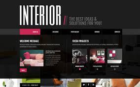 100 Cool Interior Design Websites Website Template