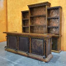 Rustic Bar Furniture Old World Style Bars