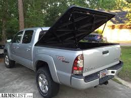 ARMSLIST For Sale Trade Undercover Truck Bed Cover Toyota Ta a