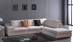Attractive Modern Fabric Sectional Sofa Fabric Sectional Sofas