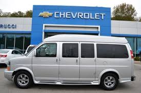Luxury Conversion Van Rentals Available In 7 Or 9 Passenger