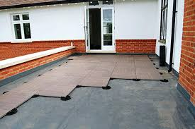 Roof Terrace Flooring Case Studies Options