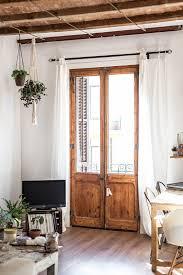 No Drill Curtain Rod Brackets by Renter Friendly Window Treatment Ideas That Don U0027t Damage Walls