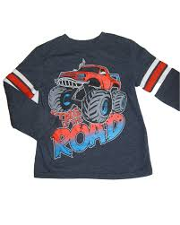 Boys 4 Garanimals Monster Truck Long Sleeve Tee Shirt - ThriftMeUP Kids Rap Attack Monster Truck Tshirt Thrdown Amazoncom Monster Truck Tshirt For Men And Boys Clothing T Shirt Divernte Uomo Maglietta Con Stampa Ironica Super Leroy The Savage Official The Website Of Cleetus Grave Digger Dennis Anderson 20th Anniversary Birthday Boy Vintage Bday Boys Fire Shirt Hoodie Tshirts Unique Apparel Teespring 50th Baja 1000 Off Road Evolution 3d Printed Tshirt Hoodie Sntm160402 Monkstars Inc Graphic Toy Trucks American Bald Eagle