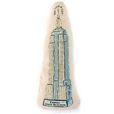 Harry Barker Dog Bed by Harry Barker Empire State Building Dog Toy