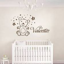sticker chambre bebe stickers ourson