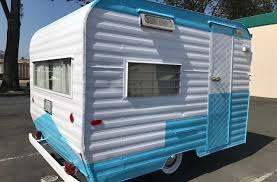 Throwback Thursday Vintage RV 1960s Santa Fe Camper Trailer Lifestyle News Tips Tricks And More From RVUSA