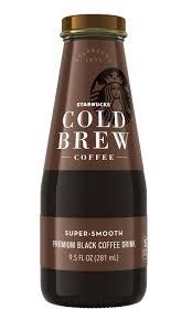 Starbucks Bottled Cold Brew Coffee Popsugar Food