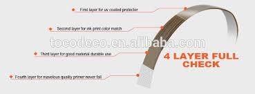 Decorative Metal Banding Material 2mm aluminum color decorative metal banding for furniture buy