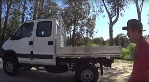 My Dream 4x4 Truck, Iveco Daily Double Cab 4wd, Perfect For Off Road ...