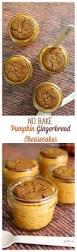 Pumpkin Gingerbread Trifle Taste Of Home by No Bake Pumpkin Gingersnap Cheesecakes