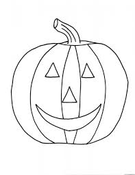 Scary Halloween Pumpkin Coloring Pages by Halloween Coloring Pages Of Pumpkins Halloween Pumpkin Coloring