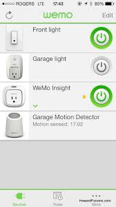 The WeMo Light Switch Has Same Capabilities As I Reviewed Recently Setup Is Very Easy When You First Turn It On Will Broadcast A