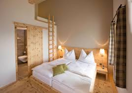 Natural Bedroom Decorating Ideas Best Of Lovely Pine Wood Master Bed Frame Added White Mattress Sheet