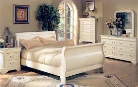 Furniture Fancy Antique White Bedroom Furniture Sets