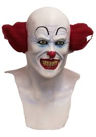 Scary Halloween Half Masks by Scary Masks Horror Masks Scary Clown Masks