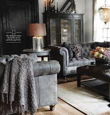 Ethan Allen Leather Sofa Peeling by Living A Beautiful Life Restoration Hardware Pinterest
