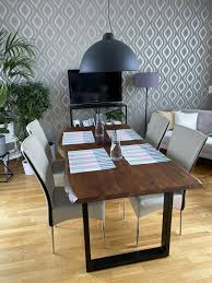 4 stühle esszimmer küche