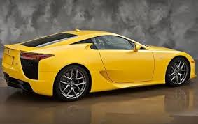 Awesome Lexus Sport Car Yellow with of New Lexus Sport