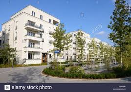 100 Apartment Dusseldorf New Luxury Apartment Houses Residential Park Germany