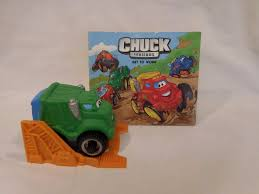 100 Tonka Strong Arm Garbage Truck Toy Chuck And Friends Get To Work Book And 50 Similar Items